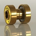 Titanium Coating Ceramic Electric Skateboard Bearings,Good Price Electric Skateboard bearings