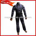 handmade mini realistic clothes for action figure dolls