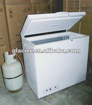Lp Gas Amp Electrical Deep Chest Freezer Buy Deep Freezer