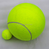 tennis toys big size giant tennis ball wholesale