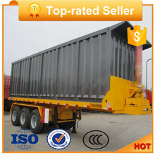 50 Tons Rear Dump Truck Tipper Semi Trailer for Cargo Transportation