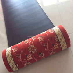 100% polyester material printed carpet for commercial,outdoor ,hotel