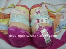 0.3USD 2011 Newest! Free Samples Available Stock Lot Bra (kczk001)