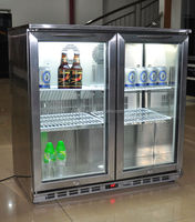 Table top beverage cooler/counter to beer refrigerator