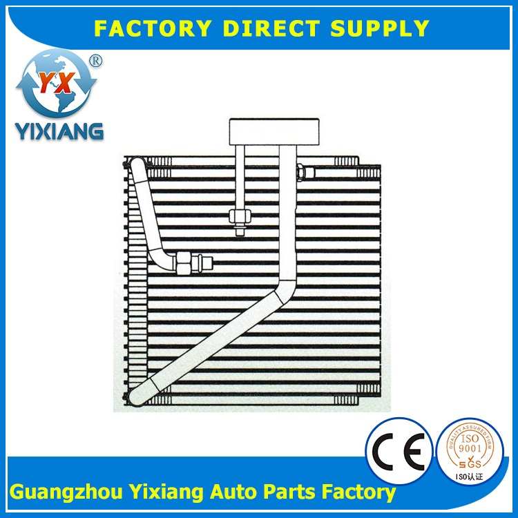 Car auto ac air conditioner evaporator For honda