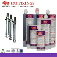 polyester resin liquid fixings shockproof anchor grout