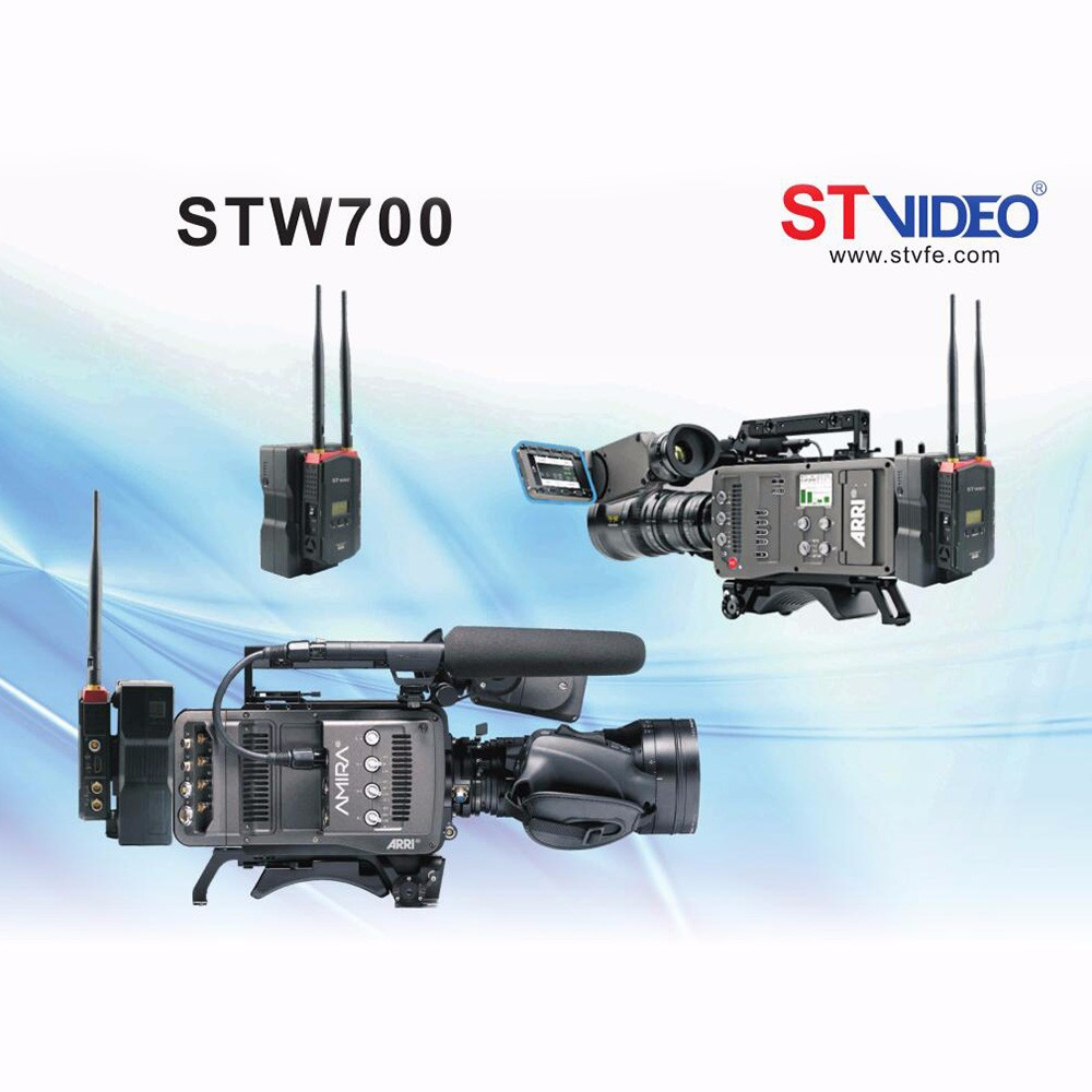 HD Long range wireless transmitter and receiver, SDI video transmitter, ST Video transmitter