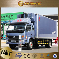 DONGFENG 4 ton mini refrigerated van