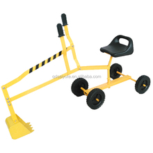 2018 outdoor boys and girls toy sand digger for kids