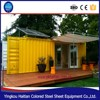 20ft customization modular prefab living steel container house design,cargo container mobile home prices