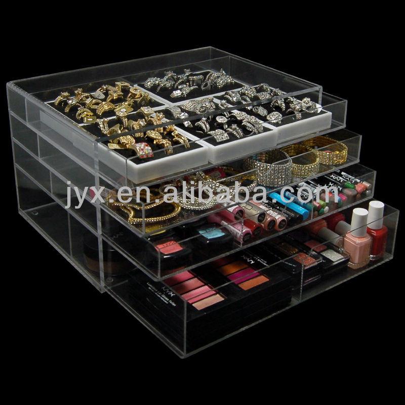... Makeup Organizer Drawer Display,Wholesale Acrylic Makeup Organizer