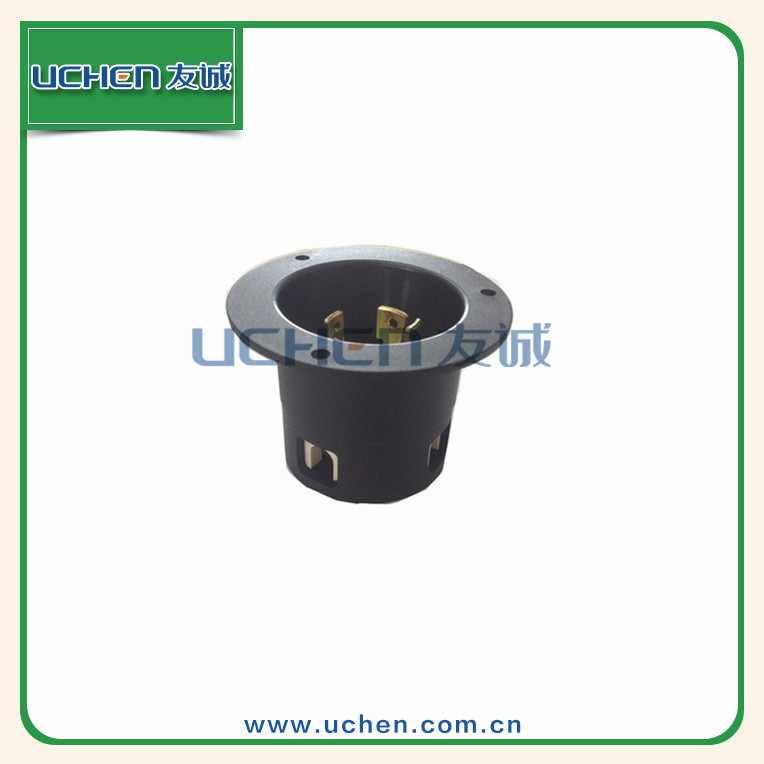 YGA-028 Uchen nema L14-30R standard plug twist lock power connector