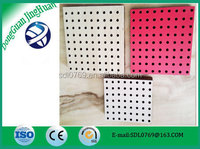 Acoustic Material Board Acoustic Ceiling Board soundproof plate