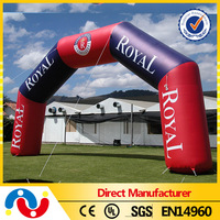Hot sale! inflatable wholesale wedding arches