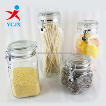 HONEY GLASS BOTTLES/ SEALED STORAGE GLASS FOR JAM