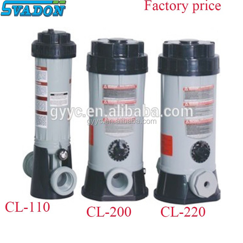 High quality salt chlorinator chlorine injector Automatic Brominator