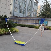 Small Order Accept Easy Taking Portable Badminton Net Stand