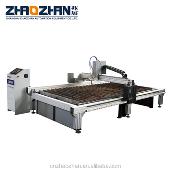 Aluminum Alloy Structure Table Style Cnc Flame Plasma Cutting Machine