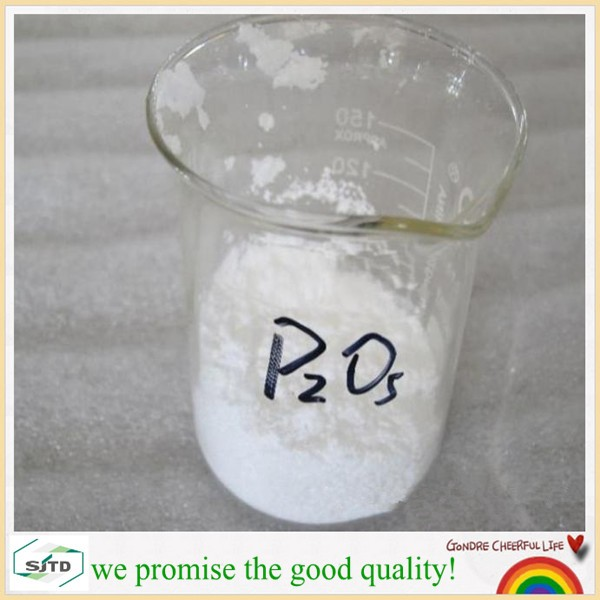 with medical use of 99% Phosphorus pentoxide P2O5 CAS 1314-56-3