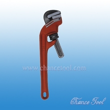 Slanting pipe wrench rigid pipe wrench PSP011