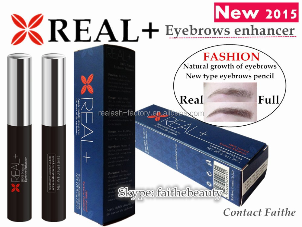 New product eyebrow cosmetic the latest product in the market lash brow makeup