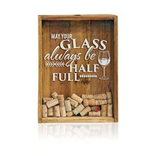 House Warming 12x16 Shadow Box Cork Holder Wine Cork Holder Cork Wedding Gift Wine Box