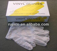 cheap disposable vinyl gloves examination