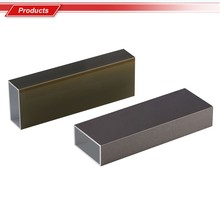 Alibaba new sliding window parts and aluminum alloy 6063 accessories profile