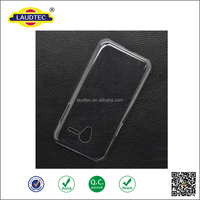 Beauty case clear hard case/Crystal hard case for vodafone smart speed 6