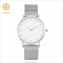 Diamond Simple Fashion Couple Watches Men And Women Common