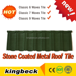 sand coated metal roofing sheets stone coated steel roofing shingles