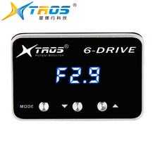 TROS Poent booster electronic throttle controller engine accelerator parts for SPIDER