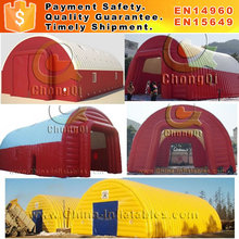 Durable inflatable dome warehouse storage tent with good price warehouse tent