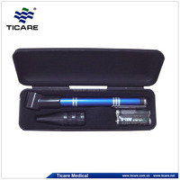 simple fiber portble mini optic otoscope