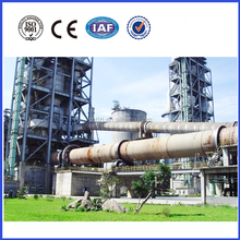 Energy-saving rotary kiln cement production line