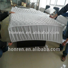100 polyester bedspread in China