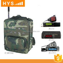china FM VHF/UHF backpack radio repeater