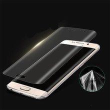 5H Clear Raw Material Tpu Cell Mobile Phone Pet Screen Protector For Samsung Freefron Galaxy S8 S7 S6 edge