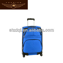 wheels eva polyester luggage bags trolley bag case suit case