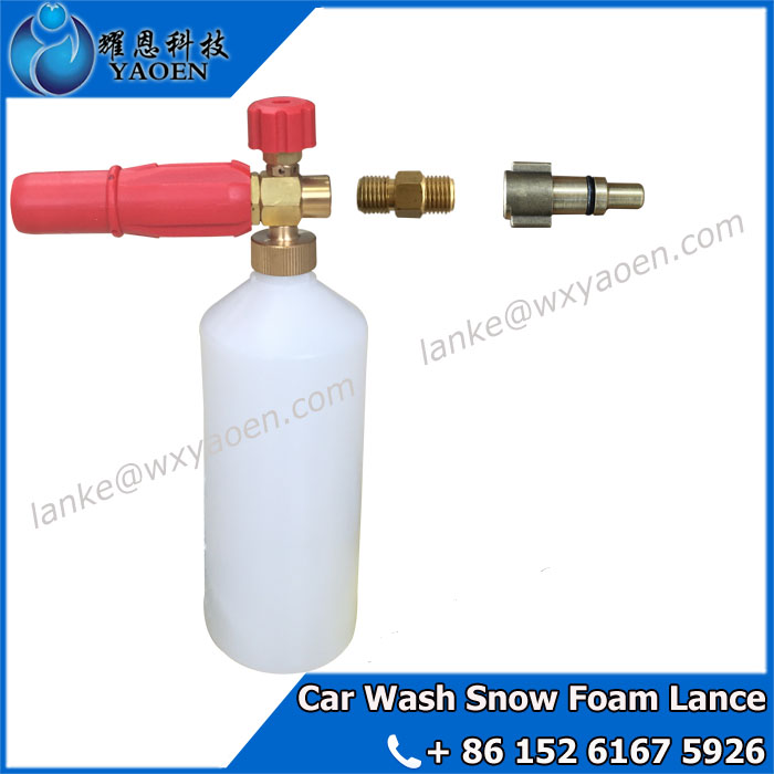High Efficiency Foam Sprayer For Car, Car Washer Accessaries