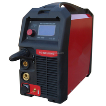 ABG2000 High performance MIG TIG MMA welder with 32 bit MCU and LCD display