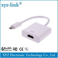 Zero pollution and lower cost usb vga display adapter