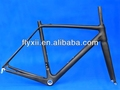 Full Carbon UD Matt Matte 700C Road Bike BB30 Frame Fork FLX-FR-321