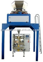 VFS5000D Vertical Bag-making Packaging Machine,Grain,Nail,Hardware,Sweet,Nutlet,Chicken extract packing machine