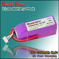 2200mAh 18.5V 40C RC LIPO Battery Packs