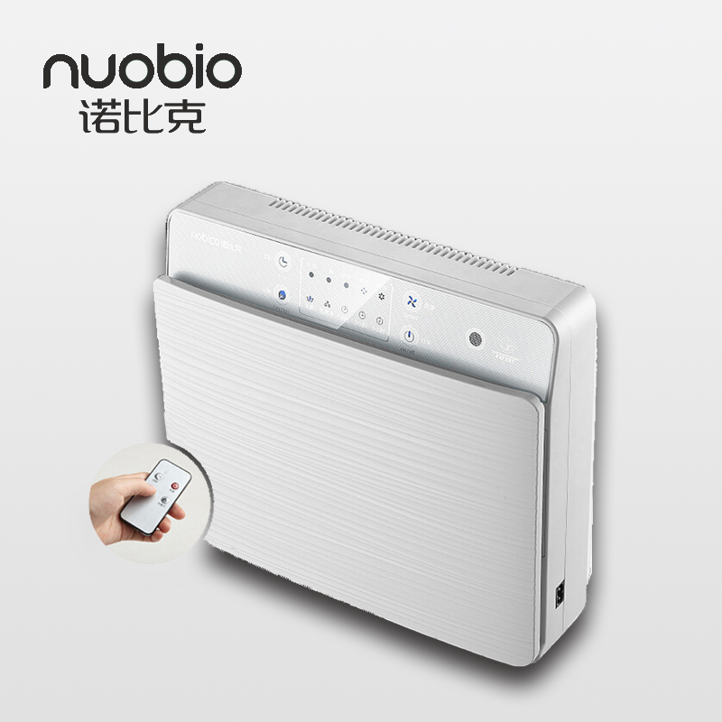 NBO-J022 Dual-core and UV lamp Toilet Hotel Home Wall Mount Air Purifier Manufacturer
