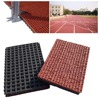 IAAF certified athletic rubber running track material