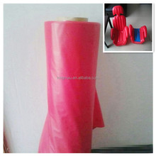 High quality red tpu film material for inflatable products