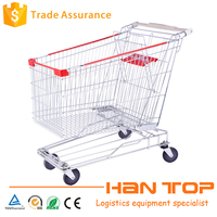 wholesale best selling hypermarket grocery carts HAN-AS240 1280