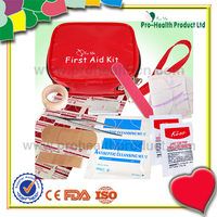 New Products Pharmaceutical Gifts Outdoor Individual First Aid Kit